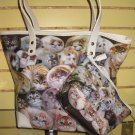 Henry Cat & Friends Tote Bag #8303465 ($59.99)