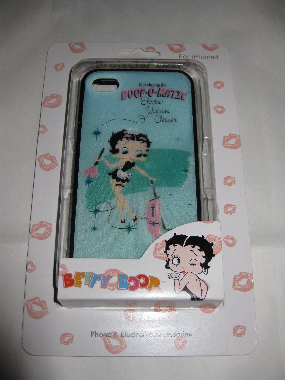 """boop-o-matic"" Betty Boop 3D iphone 4G case #B92BK"