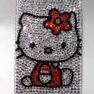 Hello Kitty crystal iphone 4G/4S case $$45.00 #K018AB