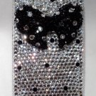 black and white crystal iphone 4G/4S case $65.00 #PN021BB