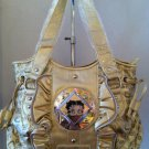Betty Boop Chamagne bag with ruffle $49.99 #BB297-1317