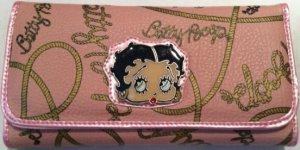 Betty Boop wallet BBRW-2406PIK $29.99