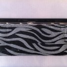 black and white mesh Evening Clutch $49.99 #EV16