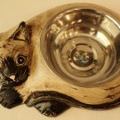 Small Cat Dish $29.99 #23903w