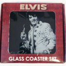 Elvis glass Coaster Set $29.99 #5287