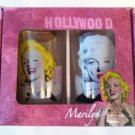 Marilyn Monroe pint glasses $29.99 #5341