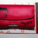 Betty Boop Faux pink leather iphone case $24.99 #B11