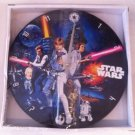 Star Wars clock $34.99 #99089