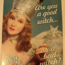 "Wizard of Oz ""Good Witch"" metal sign $19.99 #1570"