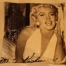 Marilyn Monroe Pillow, Signature, $24.99 #12063
