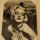 Marilyn Monroe holographic plaque $16.99 #JD438