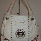 Large White Betty Boop Handbag $59.99 #BB343-1368