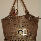 Bronze Betty Boop Handbag $59.99 #BB94-1363