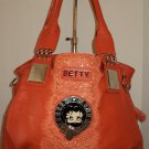 Orange Betty Boop Handbag $59.99 #BB332-1416