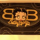Black Betty Boop Wallet  each$29.99#BB94W-2406Black