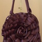 Large Flower handbag  on sale$49.99 Purple#BG20-1900-A