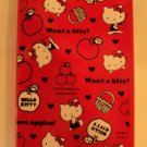 Hello Kitty red iphone4/4S case $13.99 #B61-03