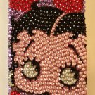 Betty Boop plastic crystal iphone 4G/4S case $20.00 #B30PP