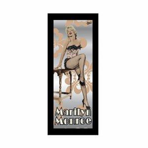 Marilyn Monroe rectangular bar mirror $29.99 #MM1905