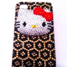 Hello Kitty 3D crystal iphone4 (and 4S) case $65.00#/mV1025B