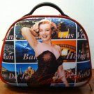 Marilyn Monroe hard cosmetic case $59.99 #MM-03