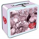 """I Love Lucy "" tin lunchbox $24.99 #48005"