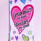 &quot;Grandma&#39;s my name...&quot; tea towel $9.99 #16711