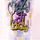Crazy Cat Lady Tumbler $14.95 #16339