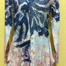 Zebra print Sweater $69.99#T1688-3