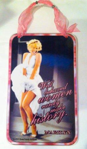 Marilyn Monroe Sentiment sign $16.99 #15180