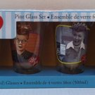 I Love Lucy set of 4 16oz glasses $29.99 #44006