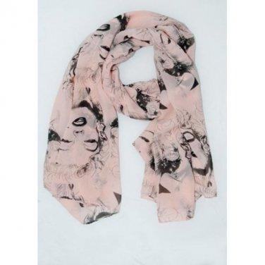 Marilyn Monroe Pink Scarf $16.99 #SF997PIK