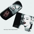 "Marilyn Monroe ""Some Like it Hot"" eyeglass case $19.99 #13665"