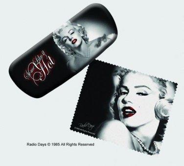 """Marilyn Monroe """"Some Like it Hot"""" eyeglass case $19.99 #13665"""