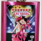 "Betty Boop ""Las Vegas Show Girl"" Hip Flask #19.99 #15766"