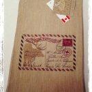 """""""Vintage Canada"""" Postcard Teatowel $29.99 #L771-POST"""