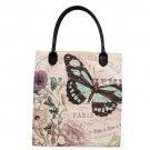 """Modern Vintage"" Butterfly Garden Tote $49.99 #MV1008"