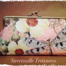 """Modern Vintage"" Dragonfly purse clutch $29.99 #MV1034"
