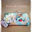 """Modern Vintage""Hummingbird purse clutch $29.99 #MV1033"