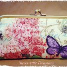 """Modern Vintage"" Dragonfly purse clutch $29.99 #MV1035"