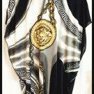 Grey, Roman Print Tunic w/sash Reg. $49.99 Sale.#34.99 #058-1