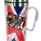 """Fab 4"" insulated travel mug $17.99 #17258"
