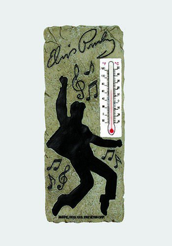 Elvis thermometer $14.99 #7944