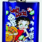 Betty Boop Lady Luck Hip Flask Reg. $24.99 Sale $19.99 #15765