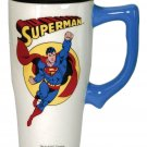 Superman Ceramic Travel mug $19.99 #12600