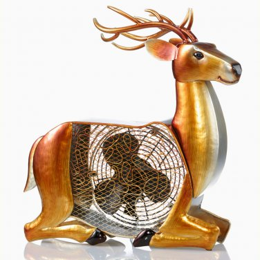 """Deco Breeze"" Deer Fan $169.99 #DB-F0227"