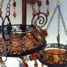 Chandelier Tea light stand $49.99 #41-4FA4858