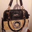 Betty Boop Black Handbag $69.99 #BB488-1BLK