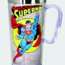 Superman Insulated Tumbler $17.99 #17239