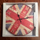 """Keep calm and carry on"" clock $29.99 #03105"